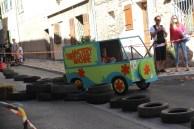 Billy cart race Flayosc