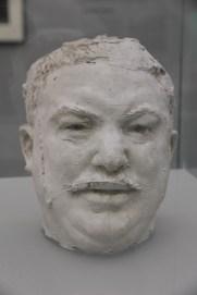 Balsac's head
