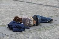 George Pompidou Centre sleeper