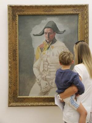Picasso, Artequin 1923