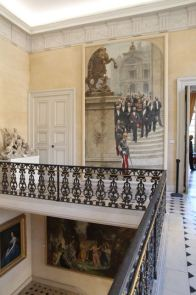 Musée Carnavalet staircase