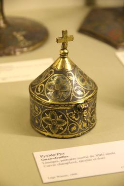 Small box, Musée Cluny