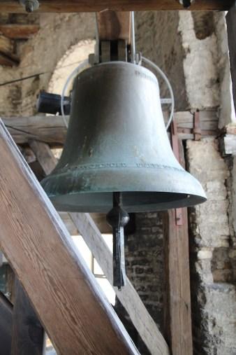 Bell in Vilnius Bell Tower