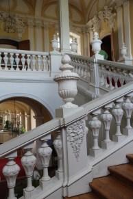 Rundāle Palace, staircase