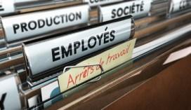 Arrêt de travail - Gestion du personnel