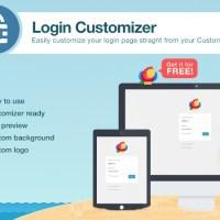 Zmień swoją stronę logowania - Custom Login Page Customizer