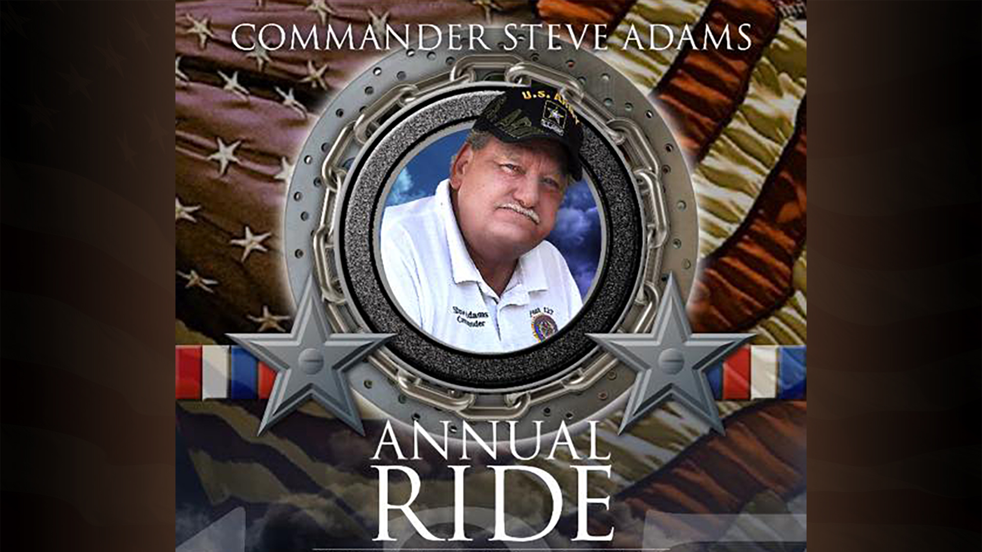 Commander Steve Annual Ride
