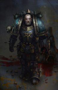 Sons of Horus, Antes uma das legiões de Space Marines do Império, agora, Chaos Space Marines.