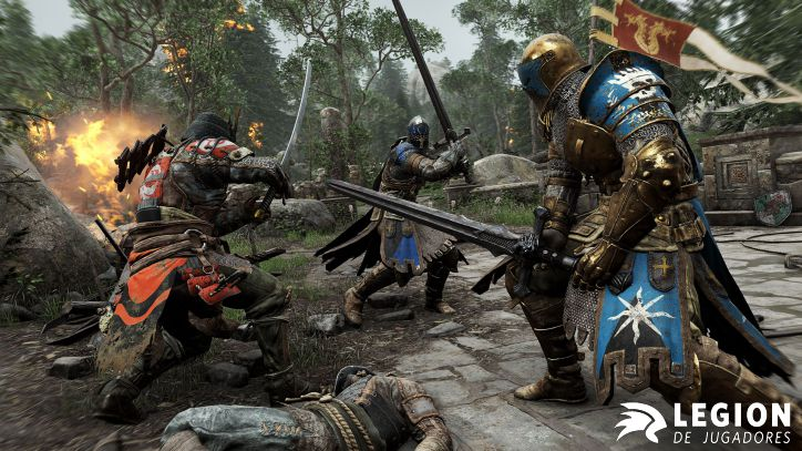 ForHonor 1