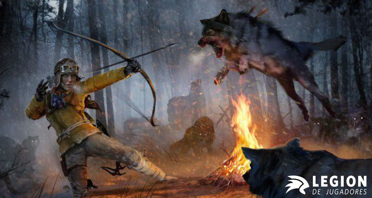 rise of the tomb raider aguante