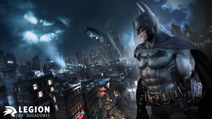 Batman Arkham HD