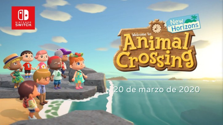 Animal Crossing Nintendo Direct