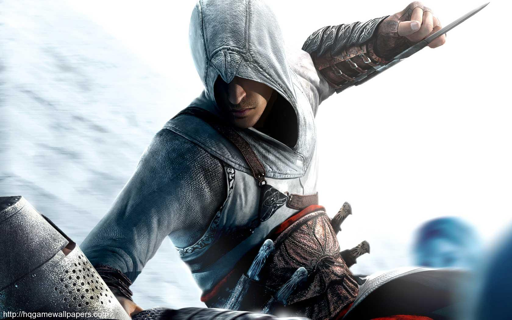 Altaïr, protagonista de Assassin's Creed