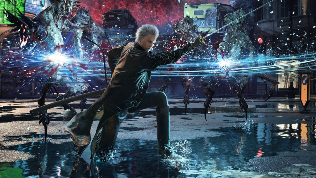 devil may cry 5 special edition defeat