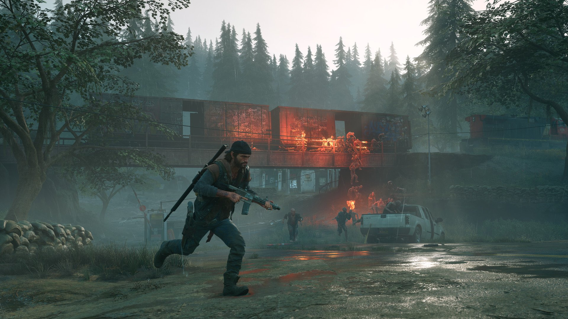 requisitos days gone pc
