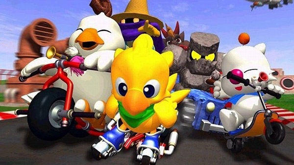 chocobo grand prix square enix
