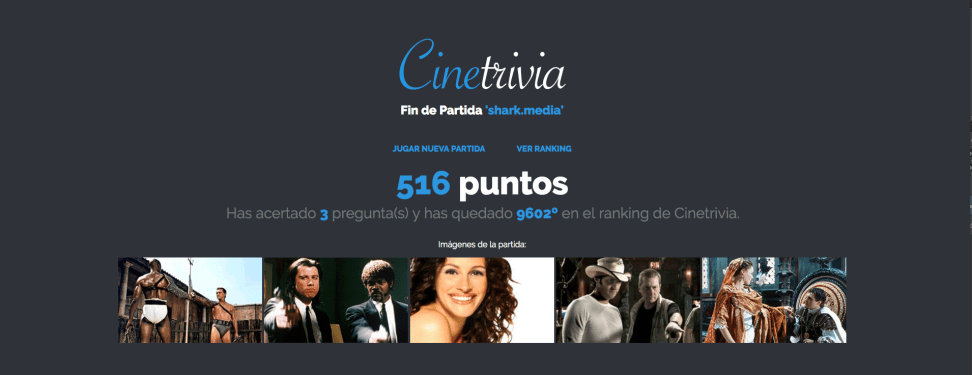 CineTrivia