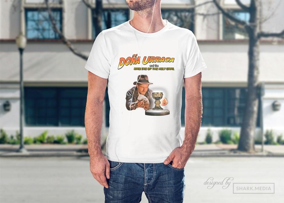 Camiseta Doña Urraca