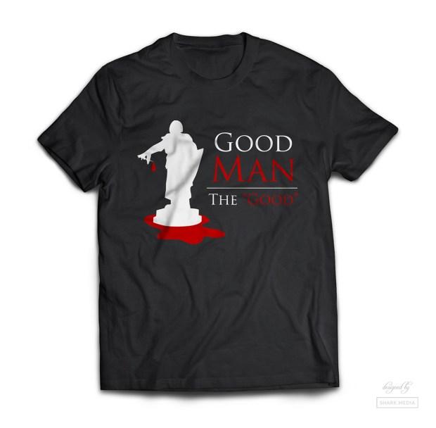 Camiseta GoodMan The Good (Guzman)