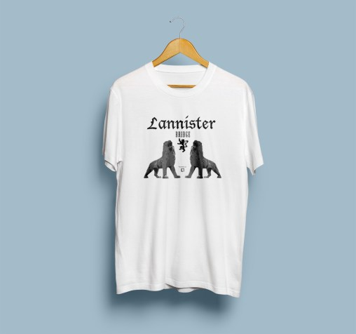 Camiseta Lannister Bridge