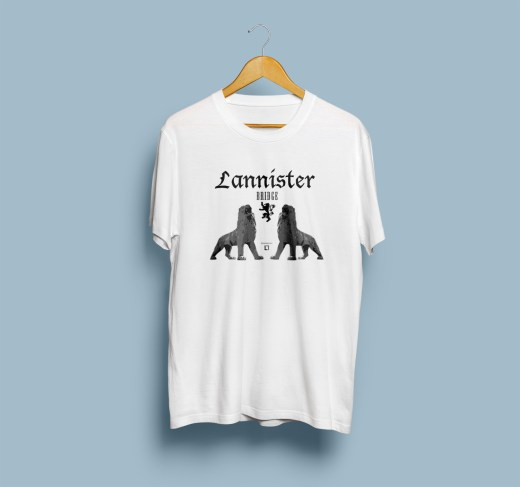 Camiseta Lannister Bridge