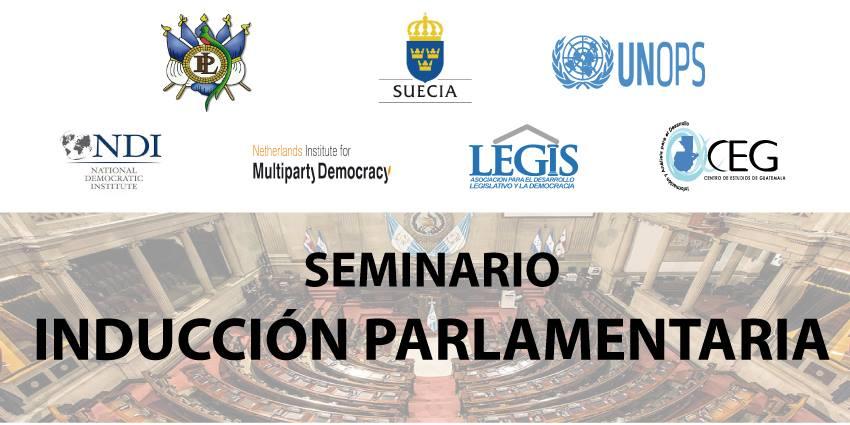 Seminario de inducción parlamentaria