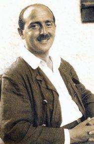 Hans Kelsen en 1920.