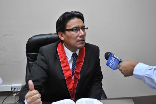 Roberto Carlos Reynaldi Roman (Foto: El Búho).
