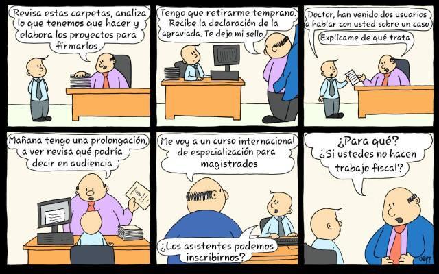 Un Asistente en Funcion Fiscal - Legis.pe 16