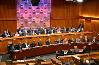 Senate and Assembly schedule joint budget hearings