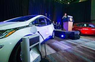 State offering rebate on new electric vehicles