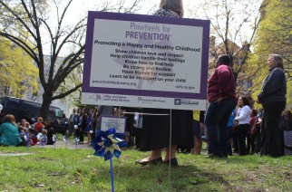 Pinwheel garden near Capitol aims to inspire more healhty families