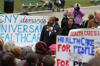 "As ""Trumpcare"" looms, some say it's time for single-payer health care in NY"