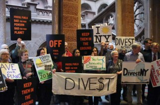 Legislators introduce bill to divest NY pension funds from fossil fuels