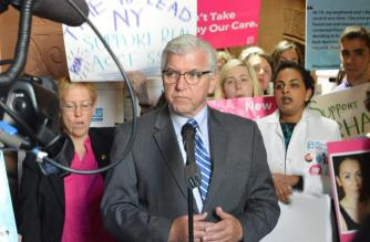 Lawmakers urge Senate to preserve reproductive rights in New York