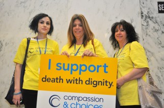 Physician's group endorses medical aid-in-dying legislation