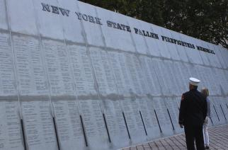 118 heroes added to Firefighters Memorial