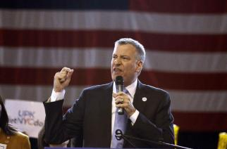 "Letter: De Blasio has nothing to be proud of in his election ""win"""