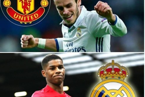 """""""Rashford"""" For """"Bale"""" Is Never A Good Deal - What Do You Think?"""