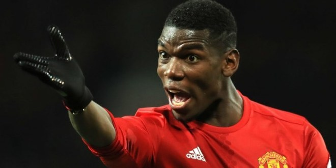 Paul Pogba Says Manchester United Must Regain Winning Mentality