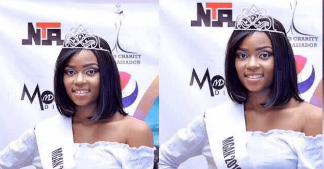 Nigerian Super Model, Nworgu Victoria Becomes A CEO