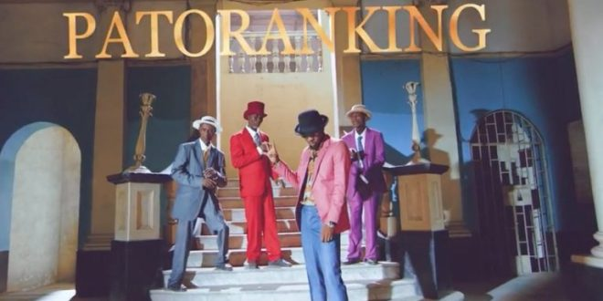 VIDEO : Patoranking – Available