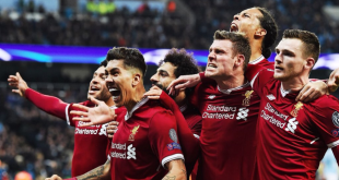 Liverpool Strikes Down Manchester City's Champions League Hopes