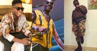 Reekado Banks Starting An Unknown War With Olamide and Wizkid