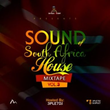 Sound of South Africa House Mix Tape Vol.3