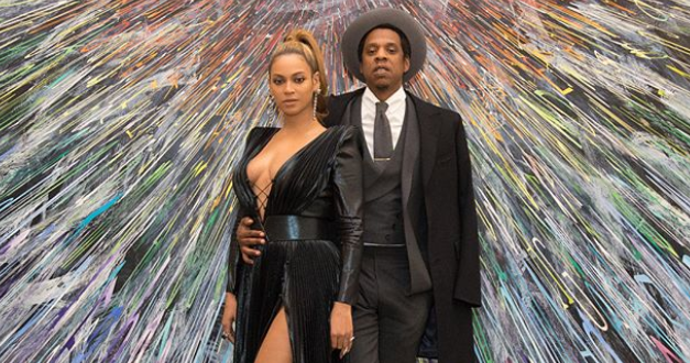 Jay-Z and Beyonce share Adorable new Photos with their Twins