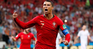 Cristiano Ronaldo scores hat-trick for Portugal in thriller against Spain