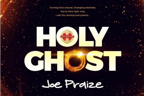 GOSPEL: Joe Praize – Holy Ghost