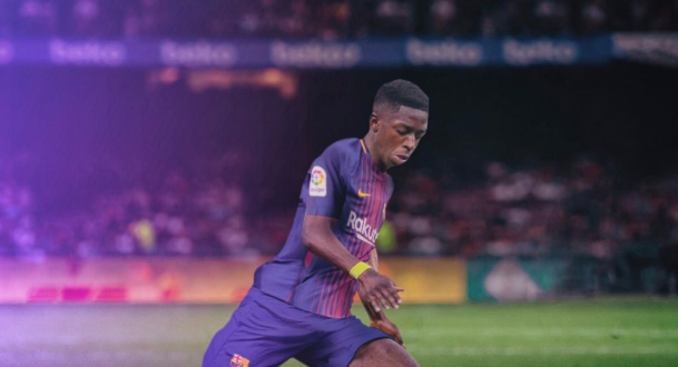 Manchester United 'Shock Link up Move With Ousmane Dembele'