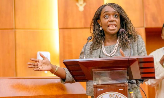 Minister Of Finance Kemi Adeosun Enmeshed With NYSC Certificate Scandal